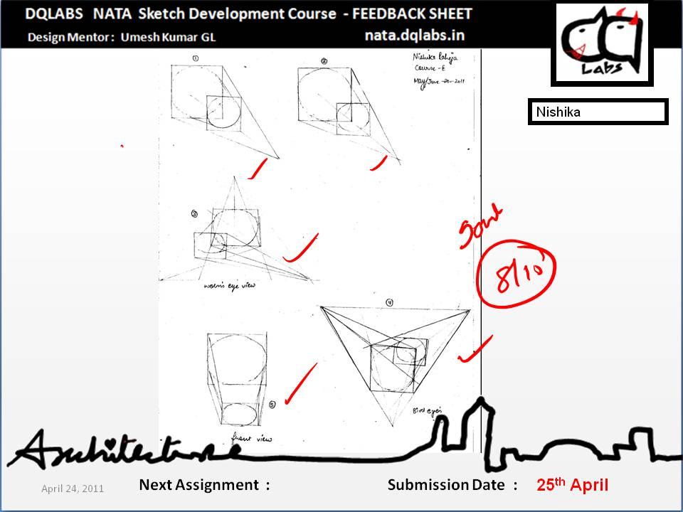 DQLABS Students Work Documentation: Nishika Raheja, Moradabad
