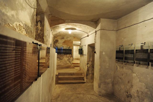 Gestapo zapori, izlet na Koroško