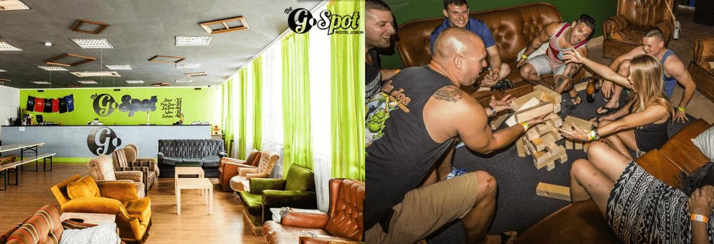 G Spot Party Hostel Lizbon Portekiz