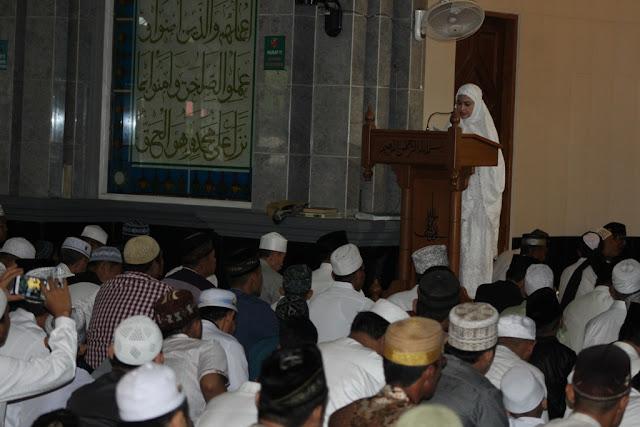 Hari Raya Idul Fitri, Bupati Lutra Titip Tiga Pesan ke Warganya