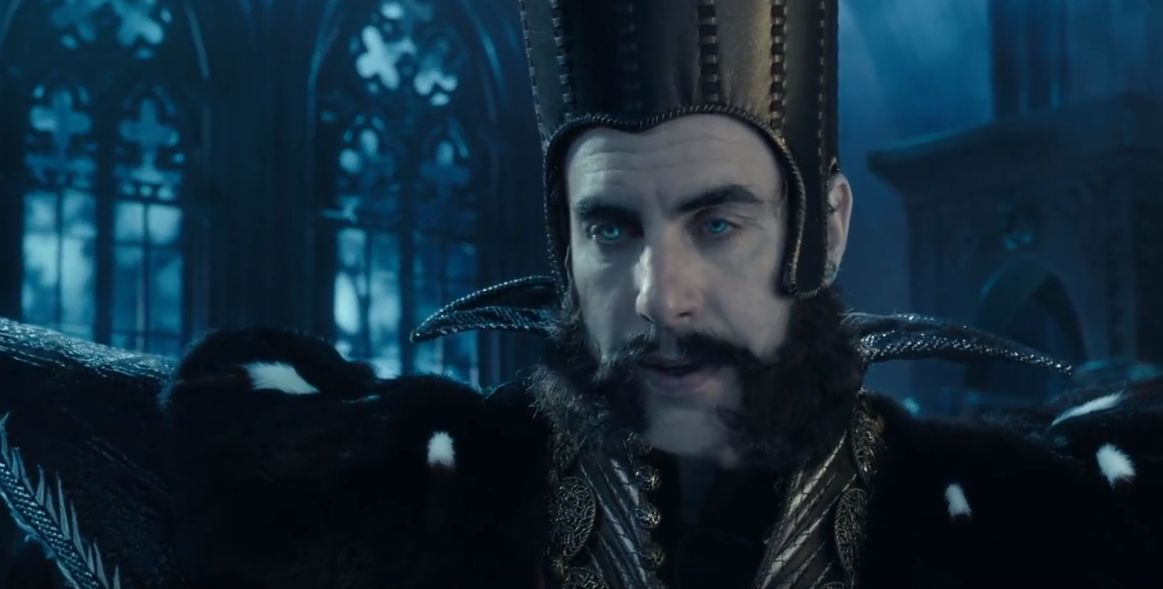 Alice Through the Looking Glass (2016) Movie Screenshots