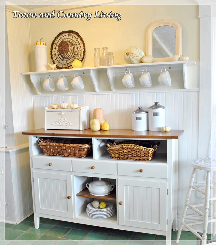 Working On The Kitchen Town Amp Country Living