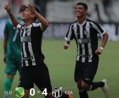 Ceará estreia no Cearense