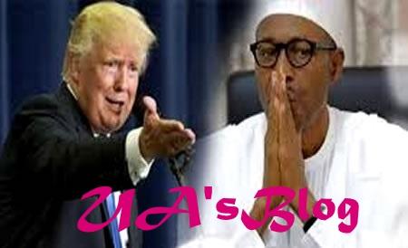 Trump: I Don't Want To Meet Someone As 'Lifeless' As Buhari Again