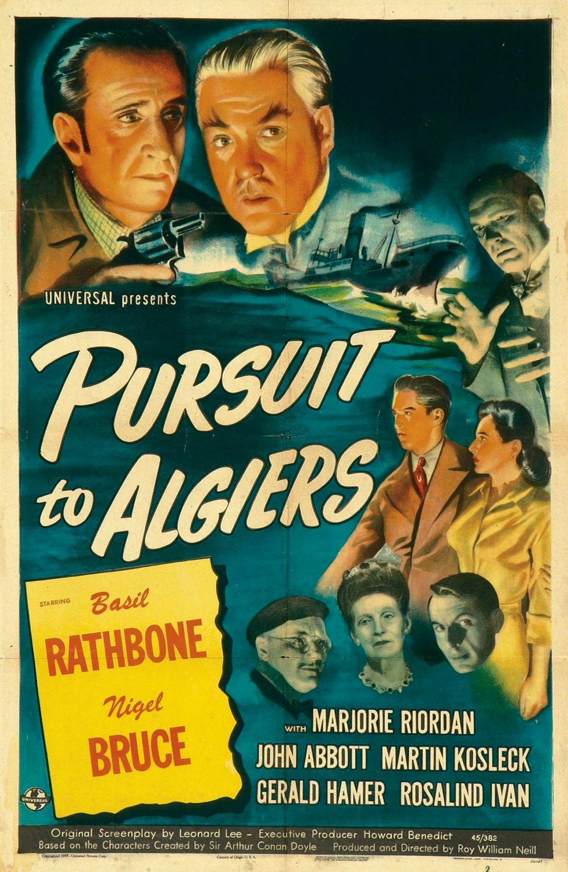 Pursuit To Algiers (1945) ταινιες online seires xrysoi greek subs