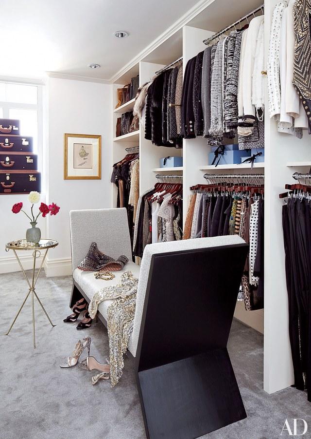 Nina Garcia luxury fantasy closet