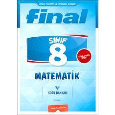 Final 8.Sınıf Matematik Soru Bankası (2017)