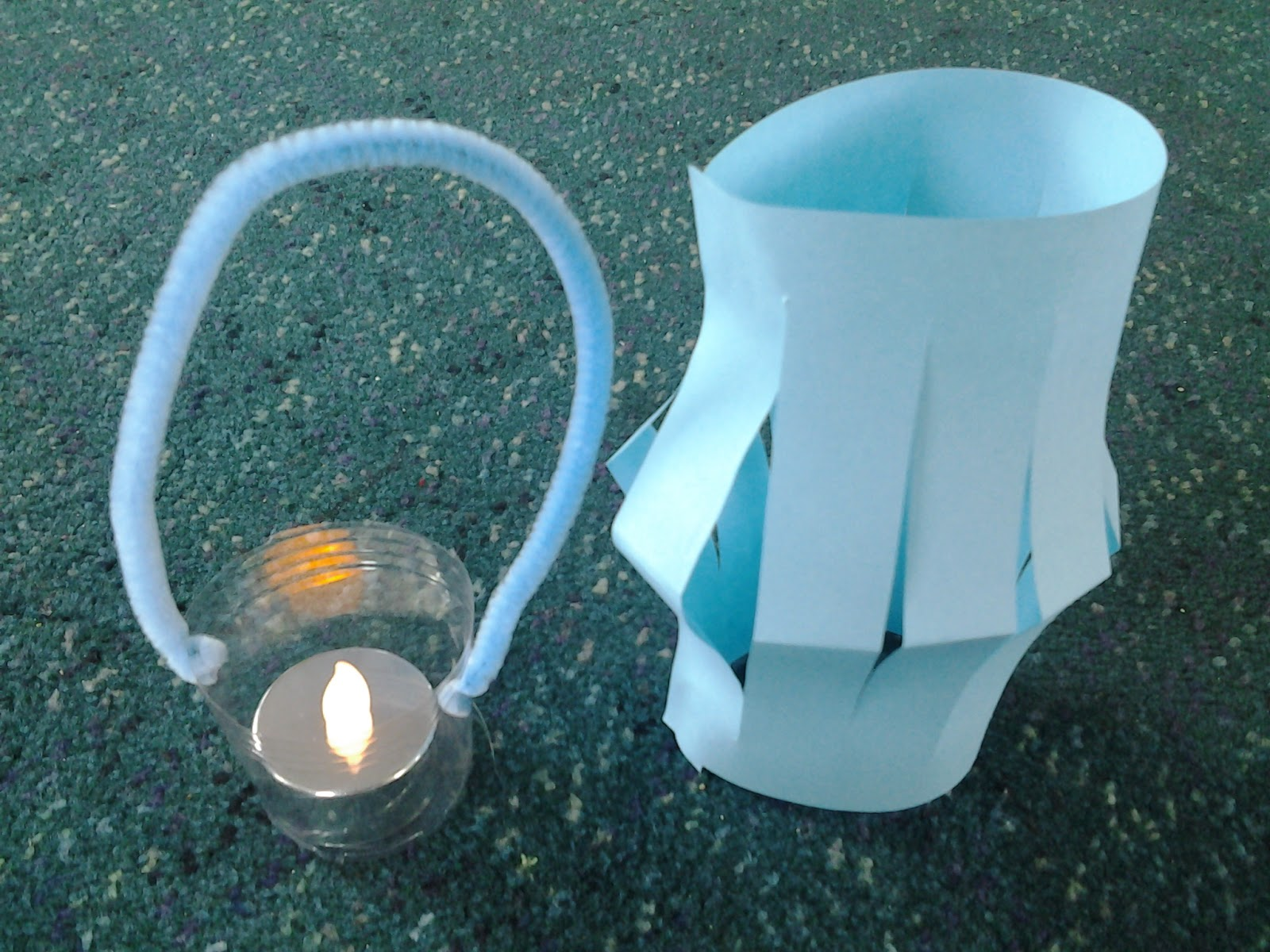 Flashlight Craft For Preschoolers