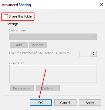 Cara Menshare Folder ke Jaringan LAN di Windows