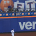 Mets fan tries catching HR by throwing cap at ball
