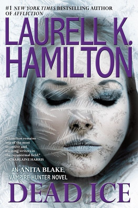 Review:  Dead Ice by Laurell K. Hamilton