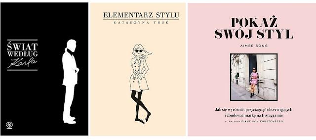 inspirujące książki o modzie