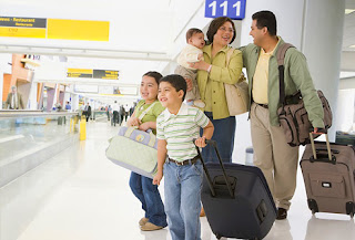 Air Travel Tips for Families