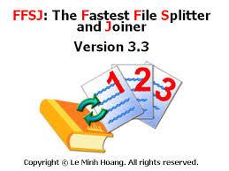 Phần mềm cắt nối file và check mã MD5