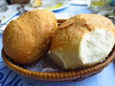 Blu Kouzina, bread