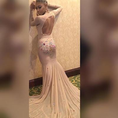 Beyonce's 2015 Met Gala 10