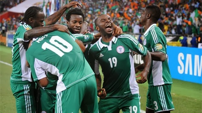 Manny360 FIFA Ranking Nigeria Move Up Three Places In