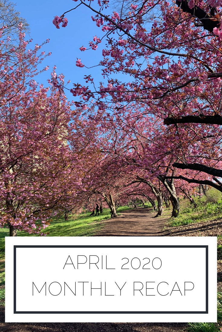 Click to read now or pin to save for later! This is what I've been up to in April during the COVID crisis in NYC