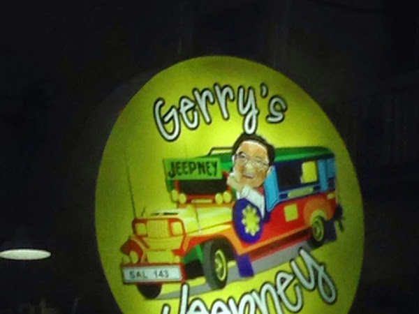 Maginhawa Street's Gerry's Jeepney