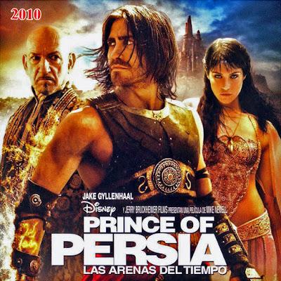 Prince of Persia - Las arenas del tiempo - [2010]