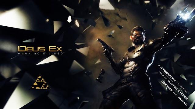 Deus Ex Mankind Divided Wallpapers
