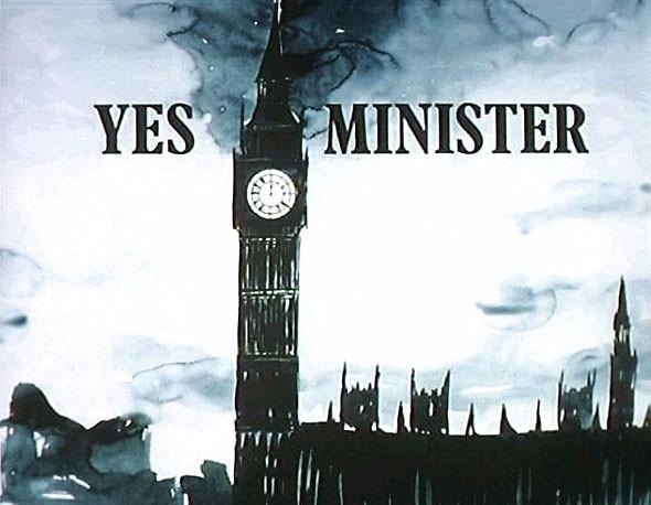 Kyllä Herra Ministeri