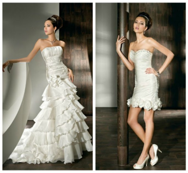 Vestidos%2B2%2Bem%2Bum5 - Uma noiva e 2 vestidos - Vestidos transformáveis 2 em 1