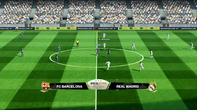 PES 2013 PES 2018 Fantasy Scoreboard by 66Mods