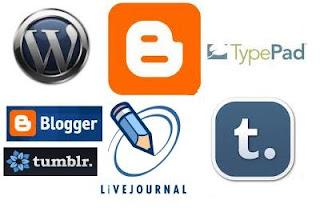 Top 7 best blogging platforms in 2013