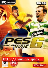 Pro Evolution Soccer 2006 Free Download