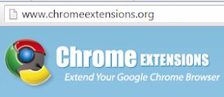 Ekstensi Chrome