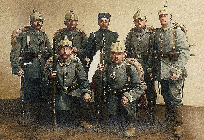 Images of German Army Ww1 - #rock-cafe