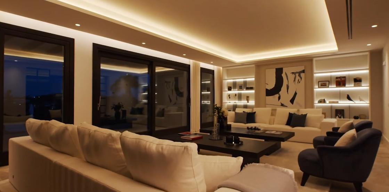 Tour Nueva Andalucia, Spain Luxury Modern Villa vs. 28 Interior Design Tour