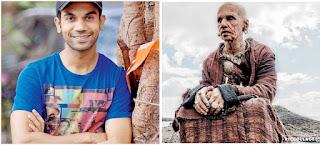 Raj Kumar Yadav acted 324 years Old character in film Raabta