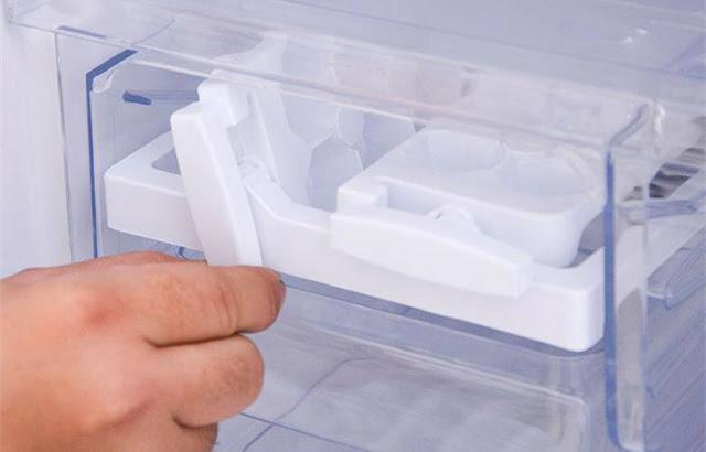 Tại sao tủ lạnh không đông đá, không làm đá ?