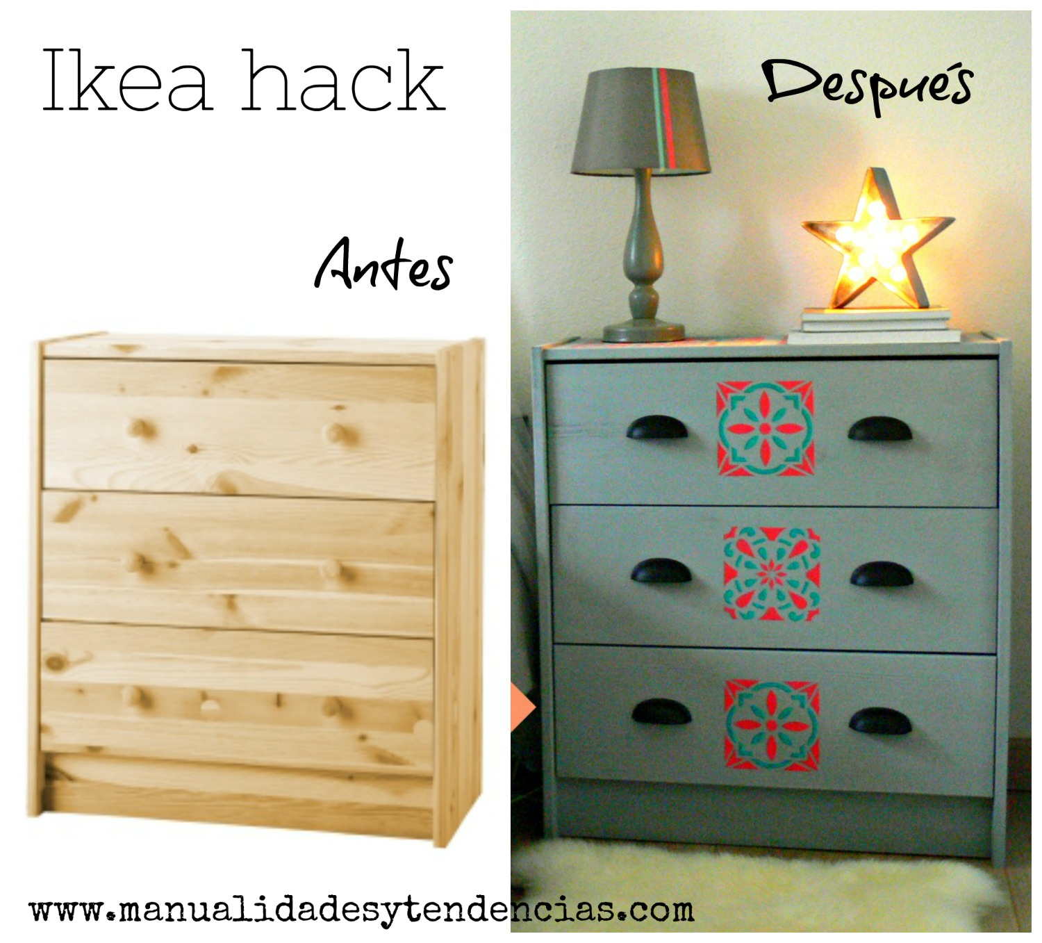 Ikea hack c moda rast handbox craft lovers comunidad - Mueble cajonera ikea ...