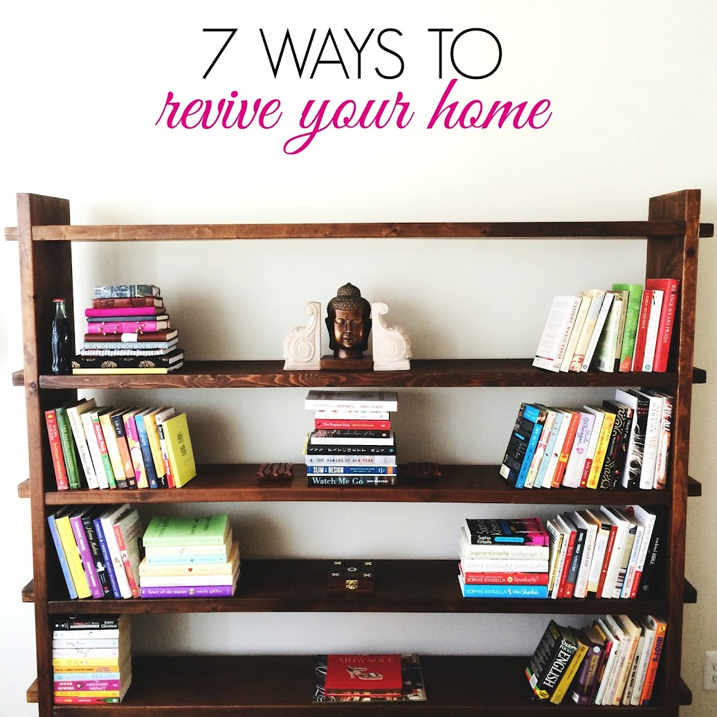 Easy Tips, Spruce Up Your Home Decor, Tanvii.com