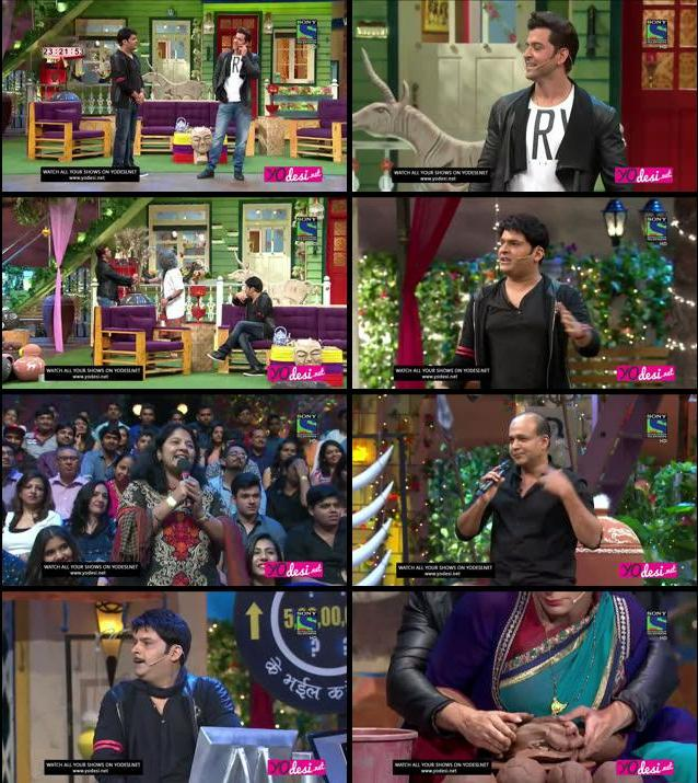 The Kapil Sharma Show 07 August 2016 HDTV 480p