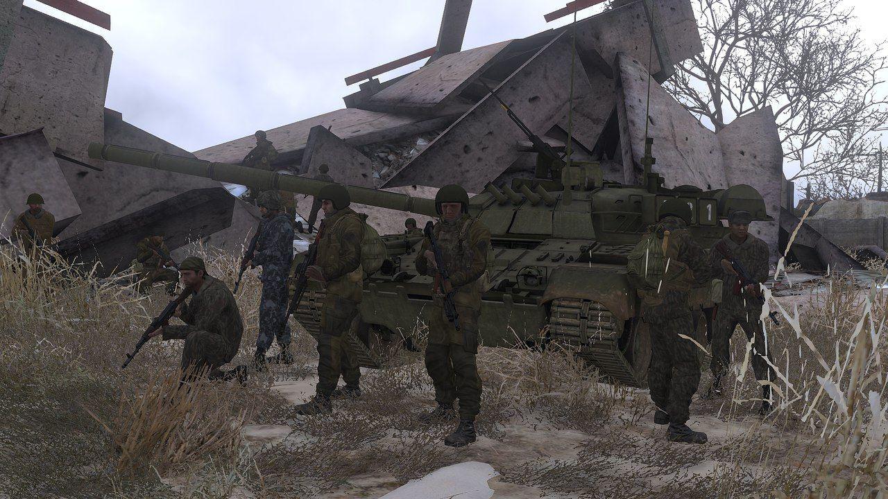 戦争 チェチェン
