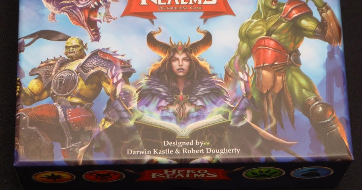 Hero Realms Review - EverythingBoardGames.com image