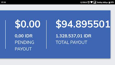 Cara mendapatkan penghasilan melalu internet