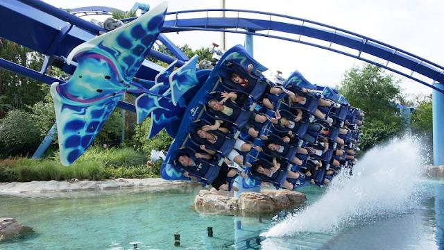 10 parques temáticos em Orlando