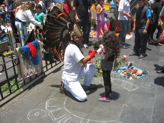 meksika sihirbaz