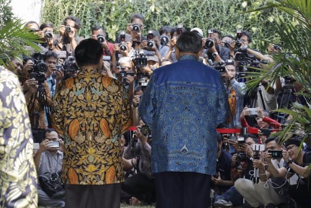 SBY: Dukungan Saya kepada Jenderal Prabowo untuk Memperbaiki Bangsa