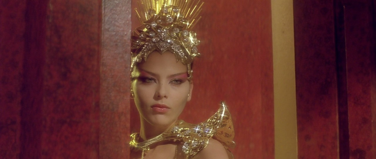 Ornella Muti as Princess Aura. Best sci-fi slut EVER. Seriously.  sc 1 st  Michael Offutt & Michael Offutt: Flash Gordon is quite possibly the most under ...