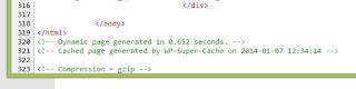 Cara setting WP Super Cache - WPSuperCache - Testing