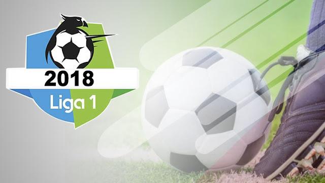 Inilah Klasemen Sementara Liga 1 2018 Hingga Pekan Ke-28
