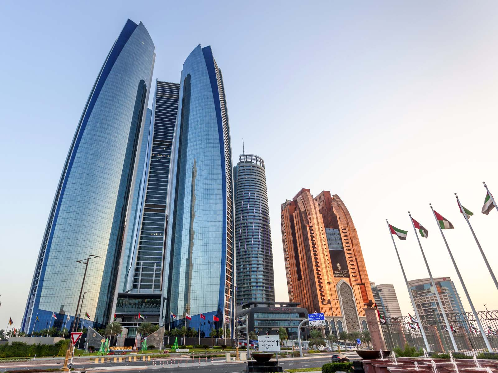 Abu Dhabi Layover In The United Arab Emirates : Layover Guide