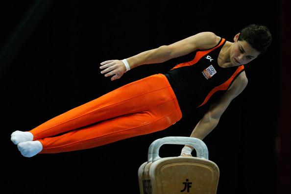 Olimpíadas 20016 | Belas fotos do Atleta de Ginástica Artística Frank Rijken