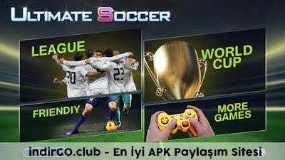 ultimate soccer football apk